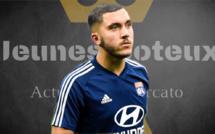 "OL : Rayan Cherki veut ""marquer l'histoire du football"""