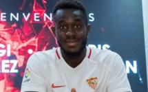 Le FC Séville résilie le contrat de Gnagnon pour manque de professionnalisme