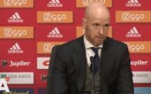 Ajax : Ten Hag ne veut pas entendre parler du Barça