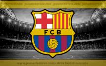 Le FC Barcelone présente sa nouvelle collection training