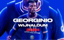 PSG : Wijnaldum se confie sur son intégration