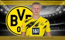 Dortmund : le potentiel remplaçant d'Haaland trouvé