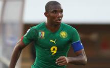 Retour de Samuel Eto'o en sélection du Cameroun