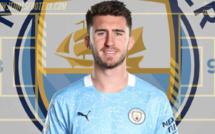 Manchester City : Aymeric Laporte affiche ses ambitions