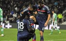 Lyon continue, Bordeaux s'arrête!