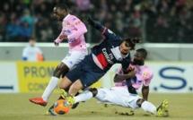 Ligue 1 : Evian TG fait plier le  PSG !