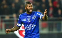Bastia : Djibril Cissé OUT pour plusieurs semaines ?