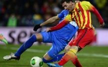 Coupe du Roi : Messi régale, Neymar se blesse, pour une Victoire du Barça !