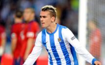 Liga : la Real Sociedad domine facilement Elche, grâce à un triplé de Griezmann