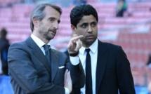 """PSG : Al-Khelaïfi """"Olivier Létang et Jean-Claude Blanc font parfaitement l'affaire """""""