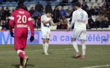 L'OM défensivement absent face à Toulouse (2-2)