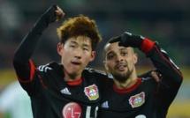 Bundesliga: Leverkusen conforte sa deuxième place face au Mönchengladbach