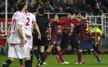 Liga: Le Barça retrouve un nouveau souffle en s'imposant à Séville