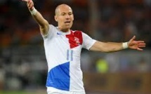 France / Pays Bas : Robben forfait  !