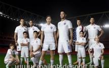 Présentation du maillot des Etats-Unis pour la coupe du monde