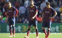 Liga : Le Barça chute à Valladolid (1-0)