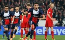 Le PSG sans forcer face à Leverkusen