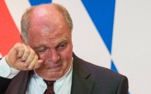Bayern Munich : Cinq ans et demi de prison requis à l'encontre d'Hoeness !