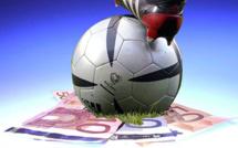 Classement des équipes ayant touché le plus d'argent grâce aux transferts depuis 5 ans .