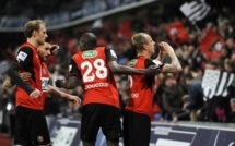 CdF : Rennes s'offre Lille (2-0)