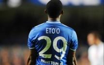 Chelsea : Eto'o surement forfait contre le PSG !