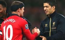 Pour Rooney, Suarez est plus complet (meilleur ? ) que Messi et Ronaldo !