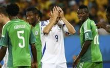 CM2014 : Le Nigéria prend une option sur les 8e de finale