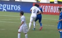 Quatre mois de suspension pour Luis Suarez !