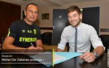 Michel Der Zakarian prolonge au FC Nantes