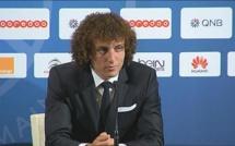 PSG : Les premiers mots de David Luiz !