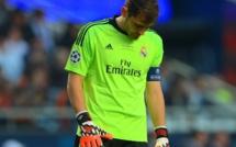 Iker Casillas culpabilise après la défaite du Real Madrid