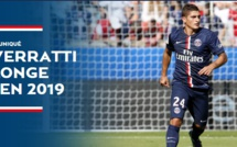 PSG : Marco Verratti a prolongé jusqu'en 2019
