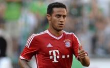 Bayern Munich : Thiago Alcantara rechute !