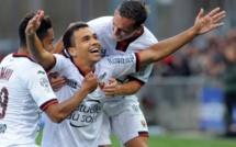 Guingamp s'incline lourdement à domicile contre Nice