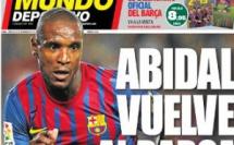 Le retour d'Eric Abidal au Barça se précise !