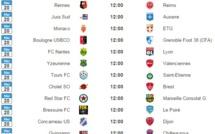 Toutes les affiches des 16e de finale de la Coupe de France