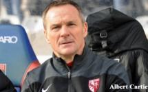 FC Metz : Albert Cartier devrait rester entraîneur la saison prochaine