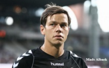Bastia-Reims : Albaek a pris place dans l'avion pour remplacer Bourillon blessé