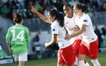 UEFA Women's Champions League : Le gros coup du PSG en s'imposant contre Wolfsburg