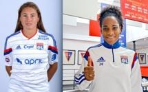 Lyon : Tarrieu prolonge et Pingeon signe son premier contrat professionnel