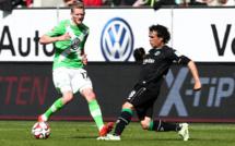 Bundesliga: Wolfsburg sous pression