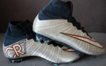 Show shoes : Nike Mercurial Silverware