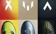 Show shoes : Ace - X - Messi 15