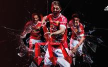 Manchester United : nouveau maillot domicile de la saison 2015/16
