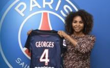PSG : Laura Georges prolonge jusqu'en 2016