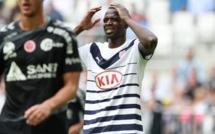 Bordeaux :  Cheick Diabaté absent plusieurs semaines