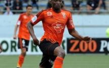 FC Lorient-Benjamin Moukandjo :« Grejohn Kyei a le potentiel pour aller loin »