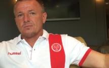 """Reims-Olivier Guégan : """" Ce n'était pas un grand Paris """" contre Malmö"""