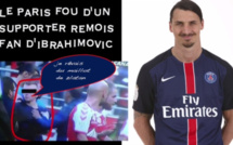 La chasse au maillot de Zlatan (vidéo)
