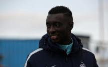 Grejohn Kyei appelé en renfort avec l'Équipe de France Espoirs